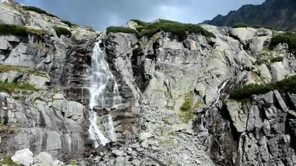 Zobrazení vodopád skok