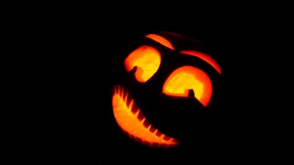 Halloween tök ragyogó