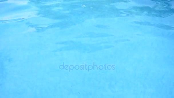 čistá voda textura