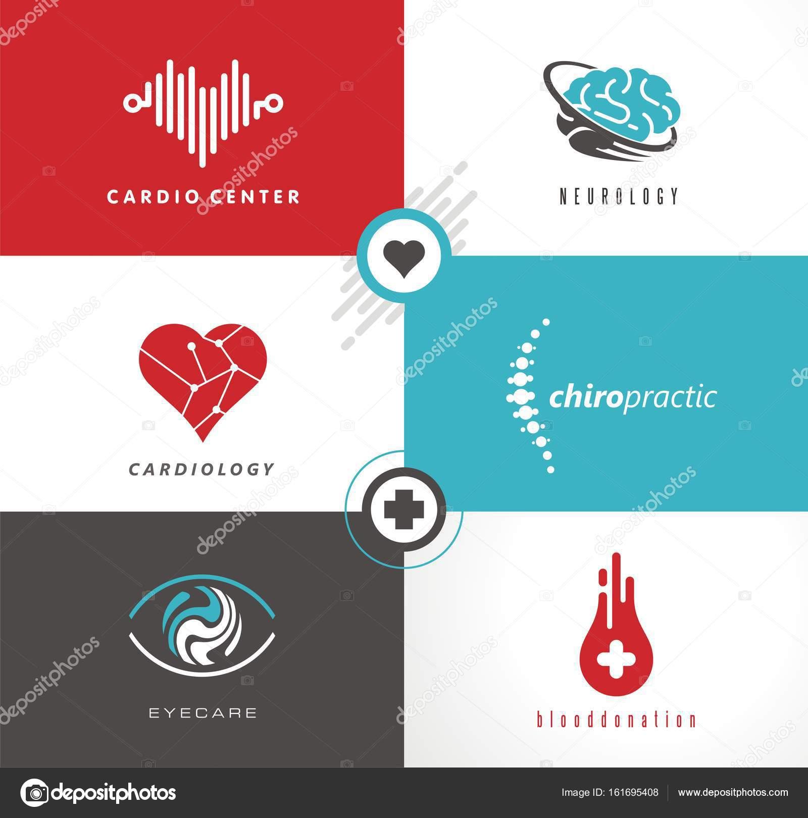 Medical logo ideas | Medicine logo design ideas. Cardiology ...
