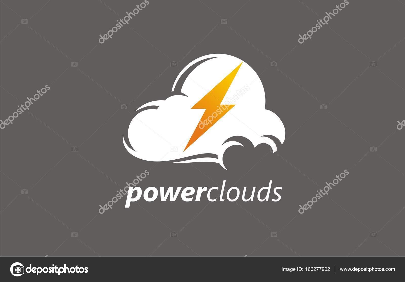 Disegni di marchio di cloud disegno descrittivo della nuvola