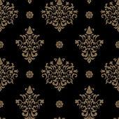 Photo Royal seamless pattern baroque