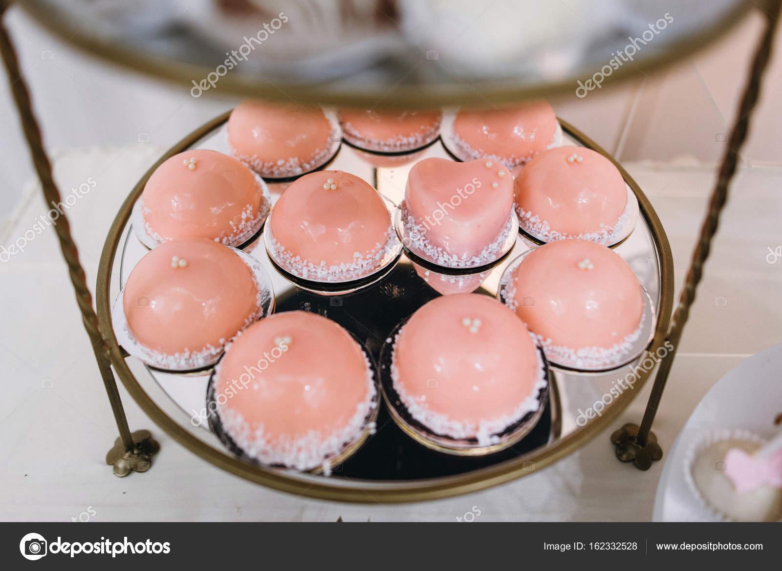 wedding reception candy bar — Stock Photo © bondart #162332528