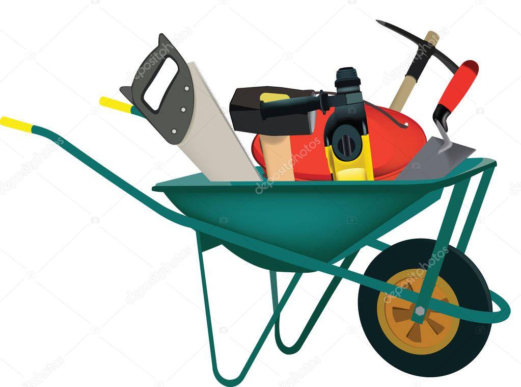 Transporte accesorios de carretillas y herramientas de - Carretillas de transporte ...