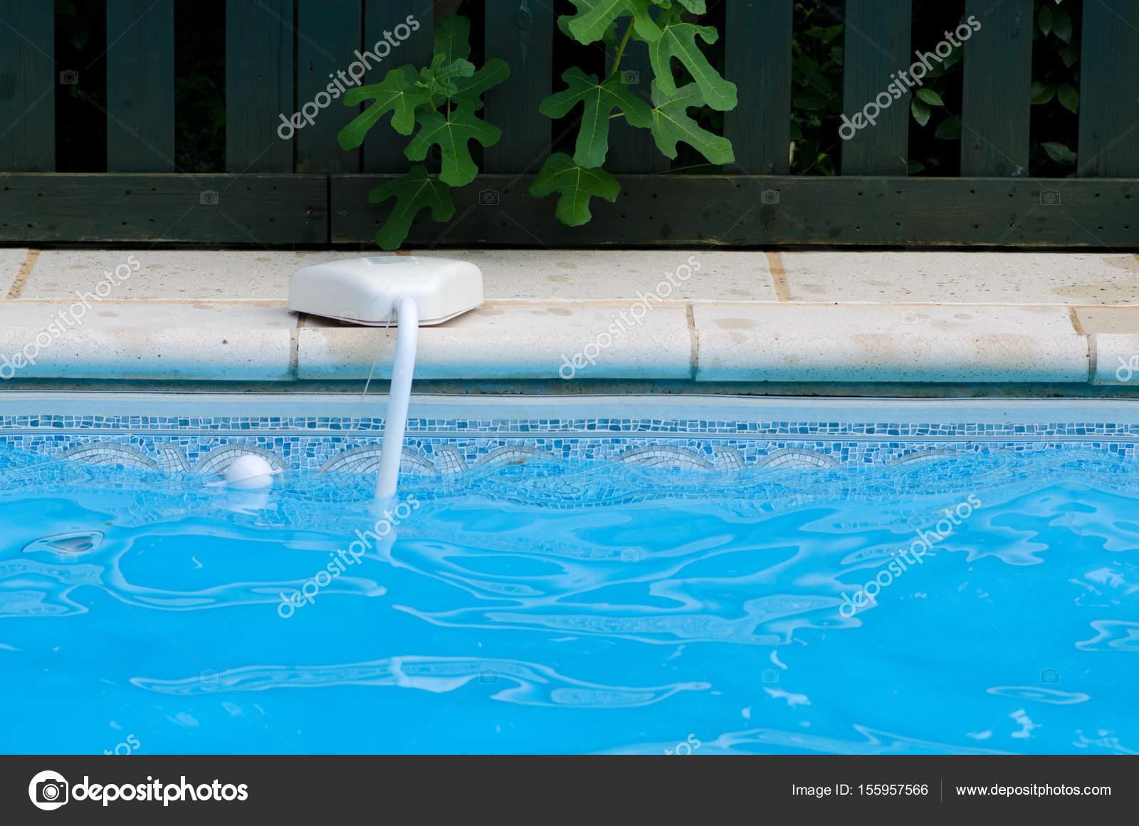 Swimming pool alarm — Stock Photo © Rocklights #155957566