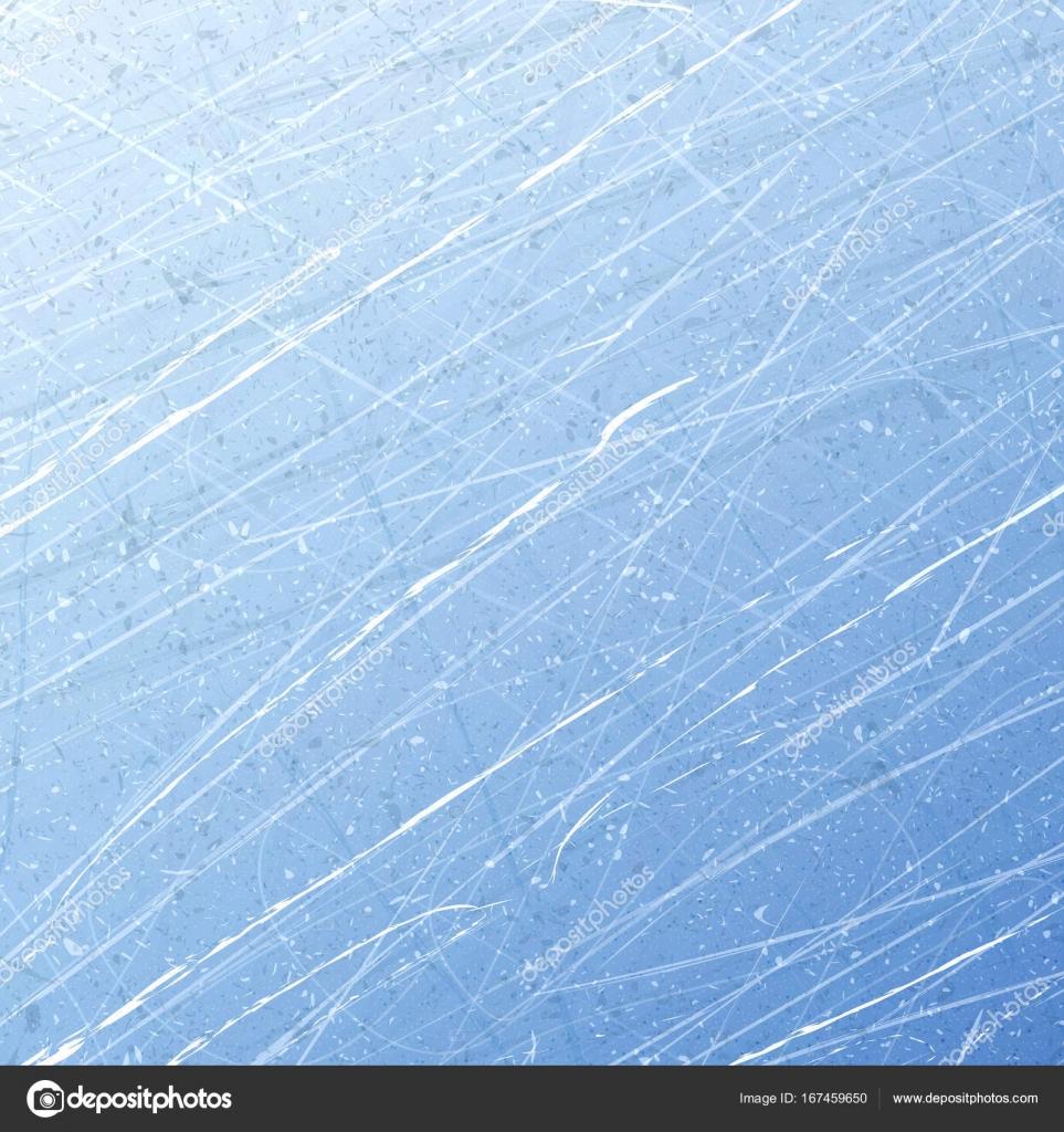 Hielo azul de texturas. Pista de hielo. Fondo de invierno. Vista ...