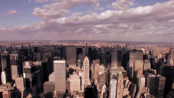 časová prodleva Panorama NYC