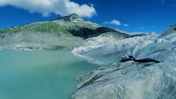 ledovec krajinné scenérie poklidné přírodní pozadí tání ledu pozadí
