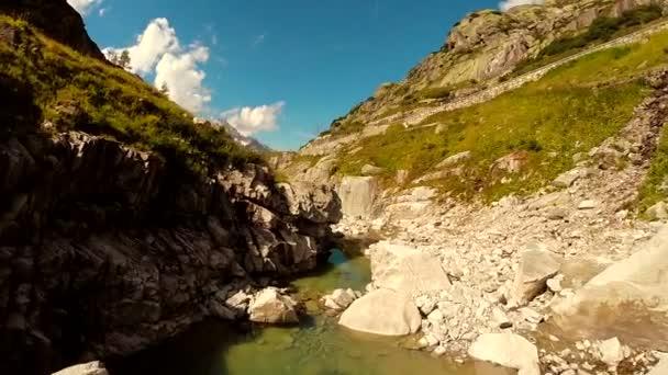 majestátní horské krajiny scenérie poklidné přírodní pozadí