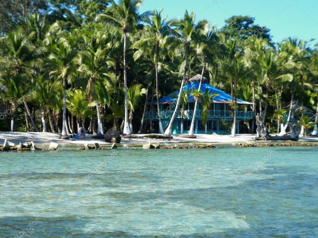 Carenero Island Panama