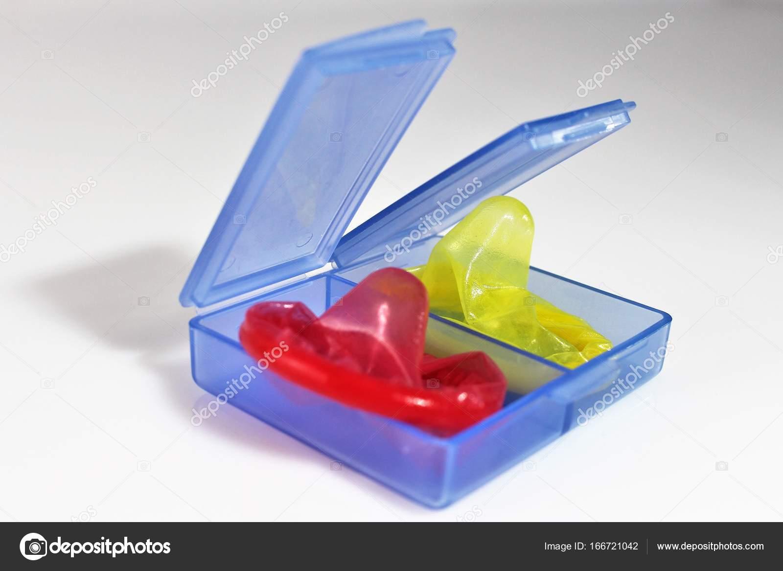 Kondom box
