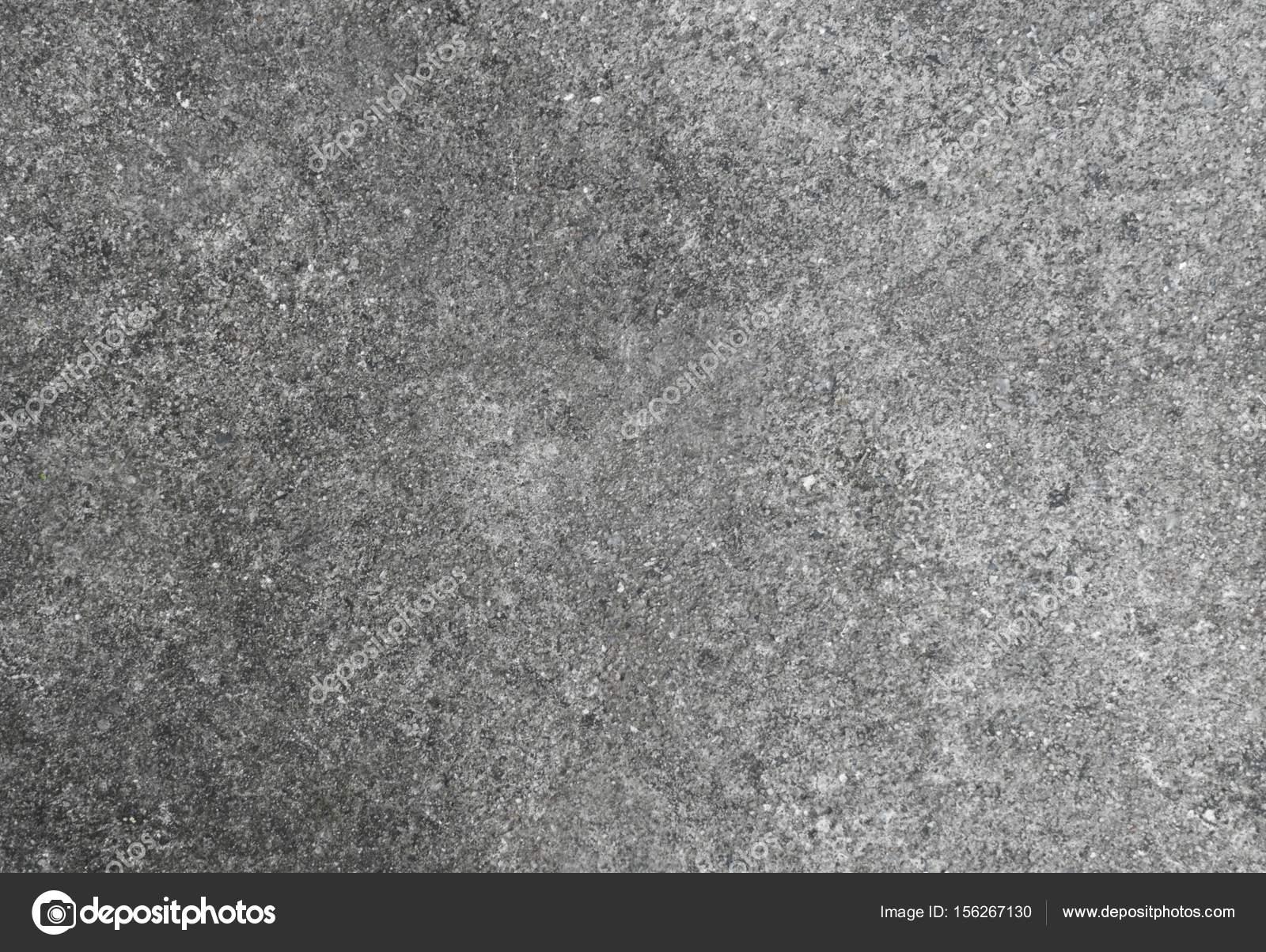 Horizontal Texture of Dark Grey Concrete Floor Background Stock