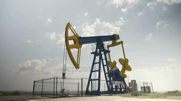 Kőolaj ipari berendezés kicsomagolása és fúrás olaj a platform