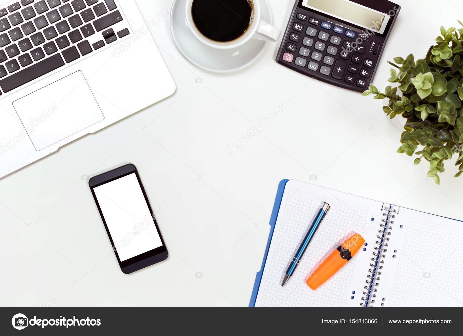 Fournitures de bureau table bureau de bureau avec ordinateur