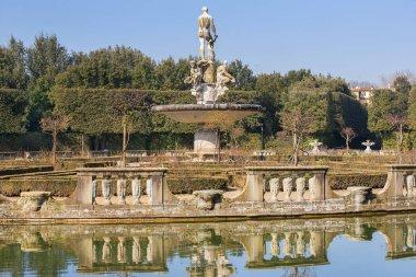 Okyanus Giambologna Boboli Gardens, Floransa ile çeşme