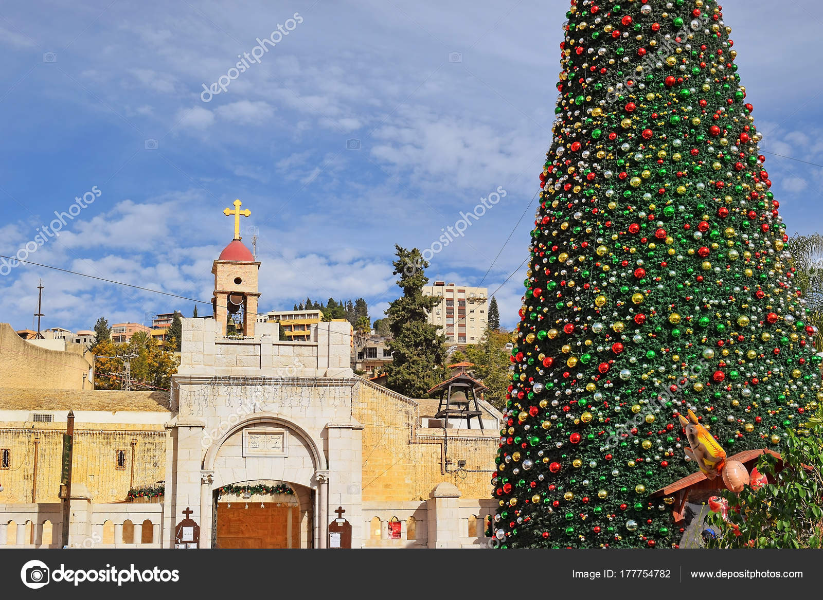 View Greek Orthodox Church Annunciation Christmas