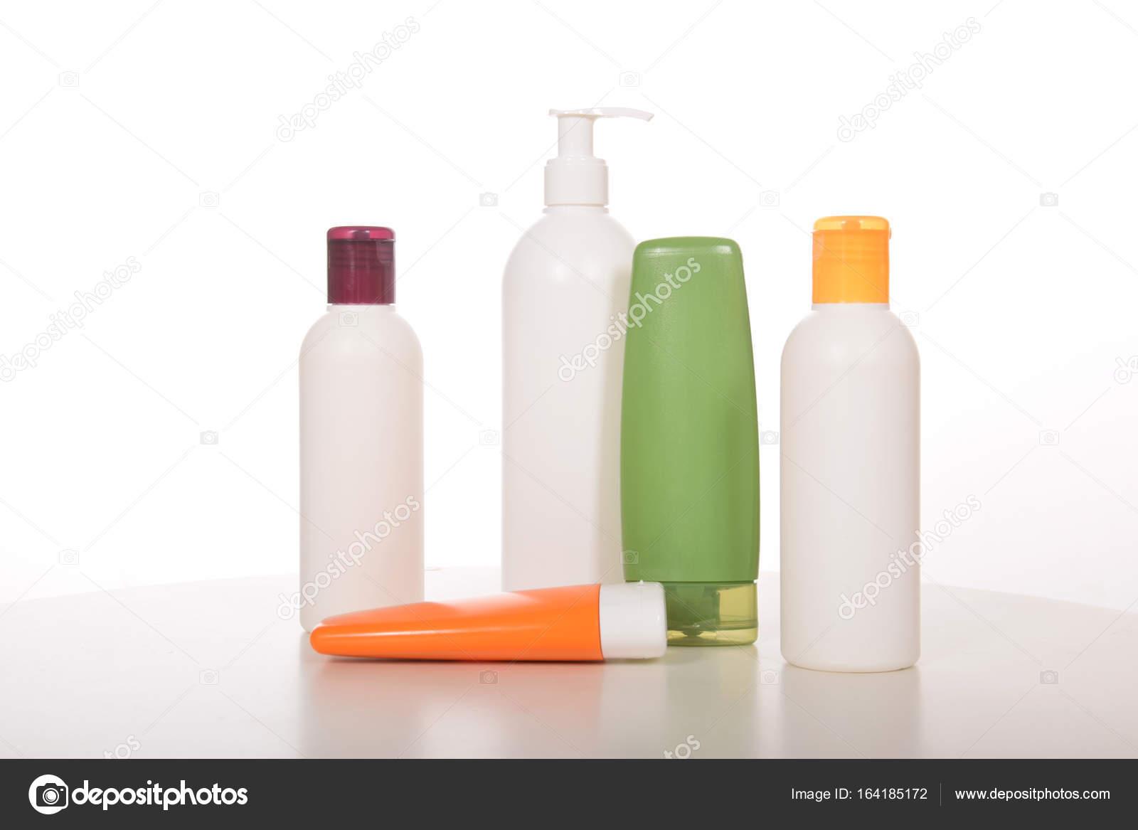 Cosmetica in flessen van plastic verpakkingen en buizen for Plastic verpakkingen