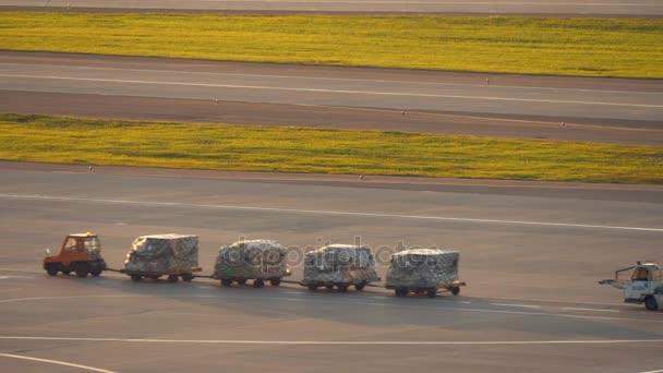 Provoz zvláštních vozidel na letišti