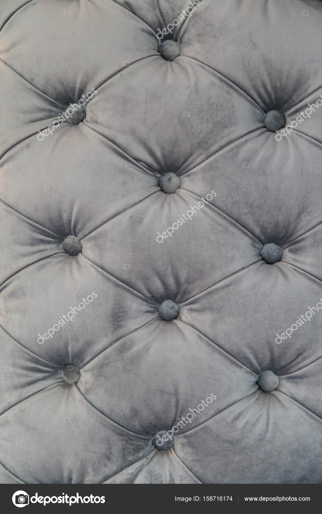 Gray Sofa Surface Texture Stock Photo
