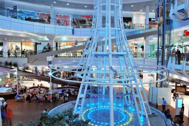 GALAXY Centre is the largest shopping