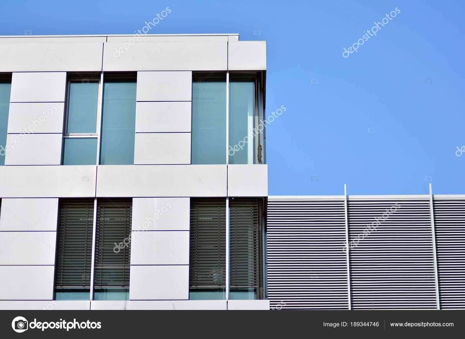 Français de la défense des immeubles de bureaux modernes u photos