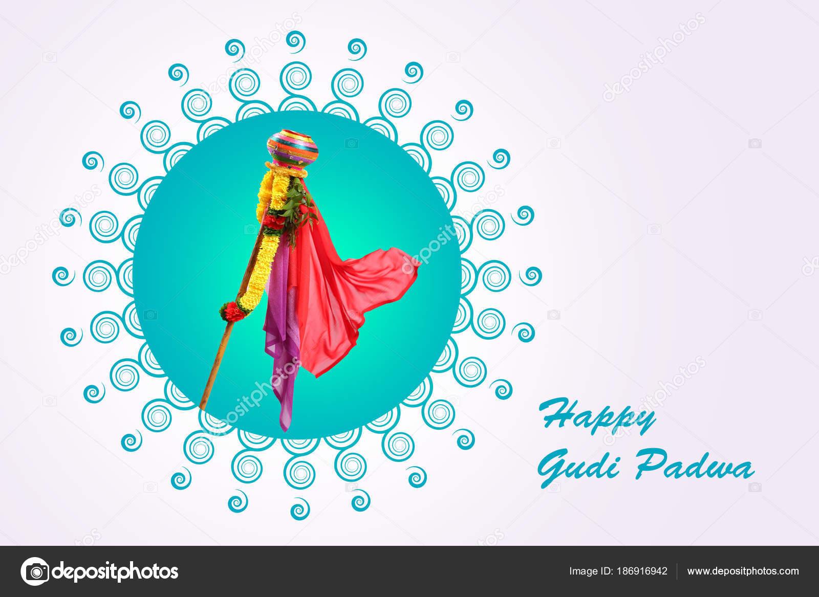 Gudi padwa marathi new year stock photo adsniksgmail 186916942 gudi padwa marathi new year stock photo m4hsunfo