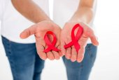 Couple, aids-szalagok