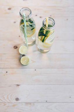homemade detox drinks