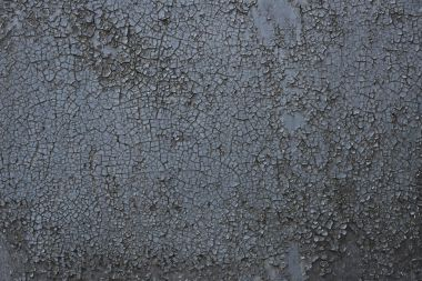 Close-up view of old weathered grey surface stock vector