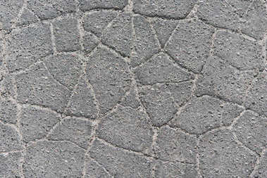 stone pavement