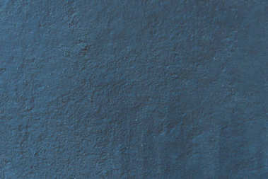 Full frame of blue scratched wall texture stock vector