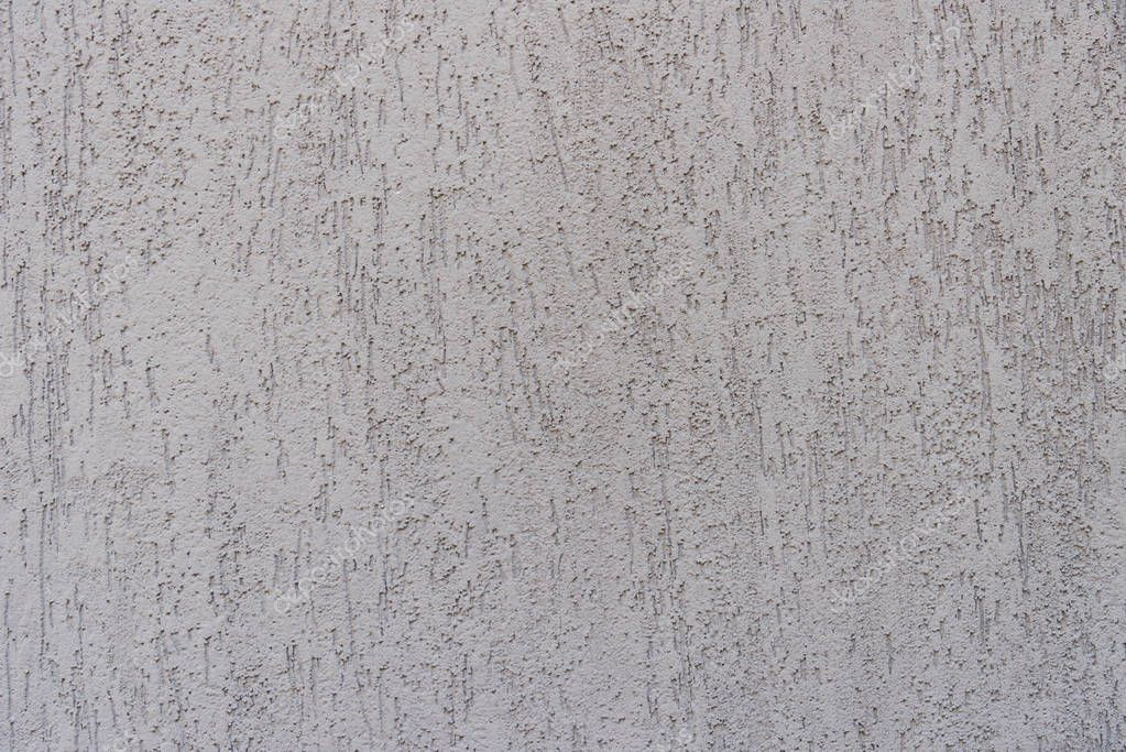 Close-up view of grey concrete wall texture stock vector