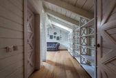 Fotografia corridoio in casa moderna