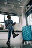 čekání na let podnikatel