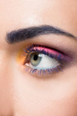colorful eyeshadows