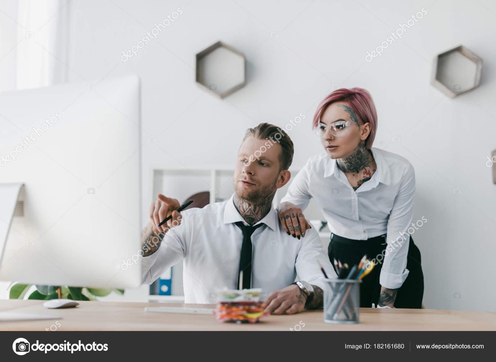 Επιχειρηματική συνάντηση συνπαικτών