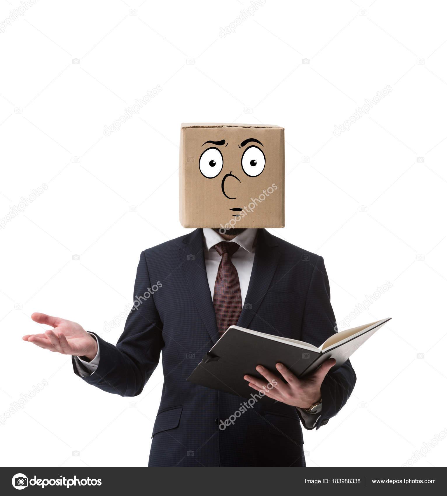 download box head
