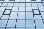 nízký úhel pohledu budování windows textury