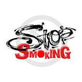 Přestat kouřit zdraví conept