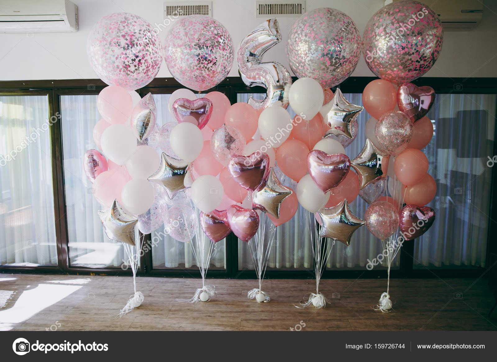 dekorera med ballonger