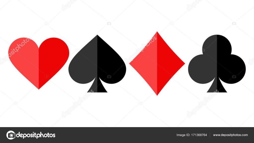 Playing card symbols stock vector nikolae 171368764 playing card symbols stock vector biocorpaavc