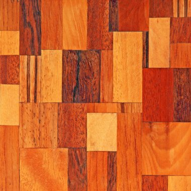 Detail from marquetry work