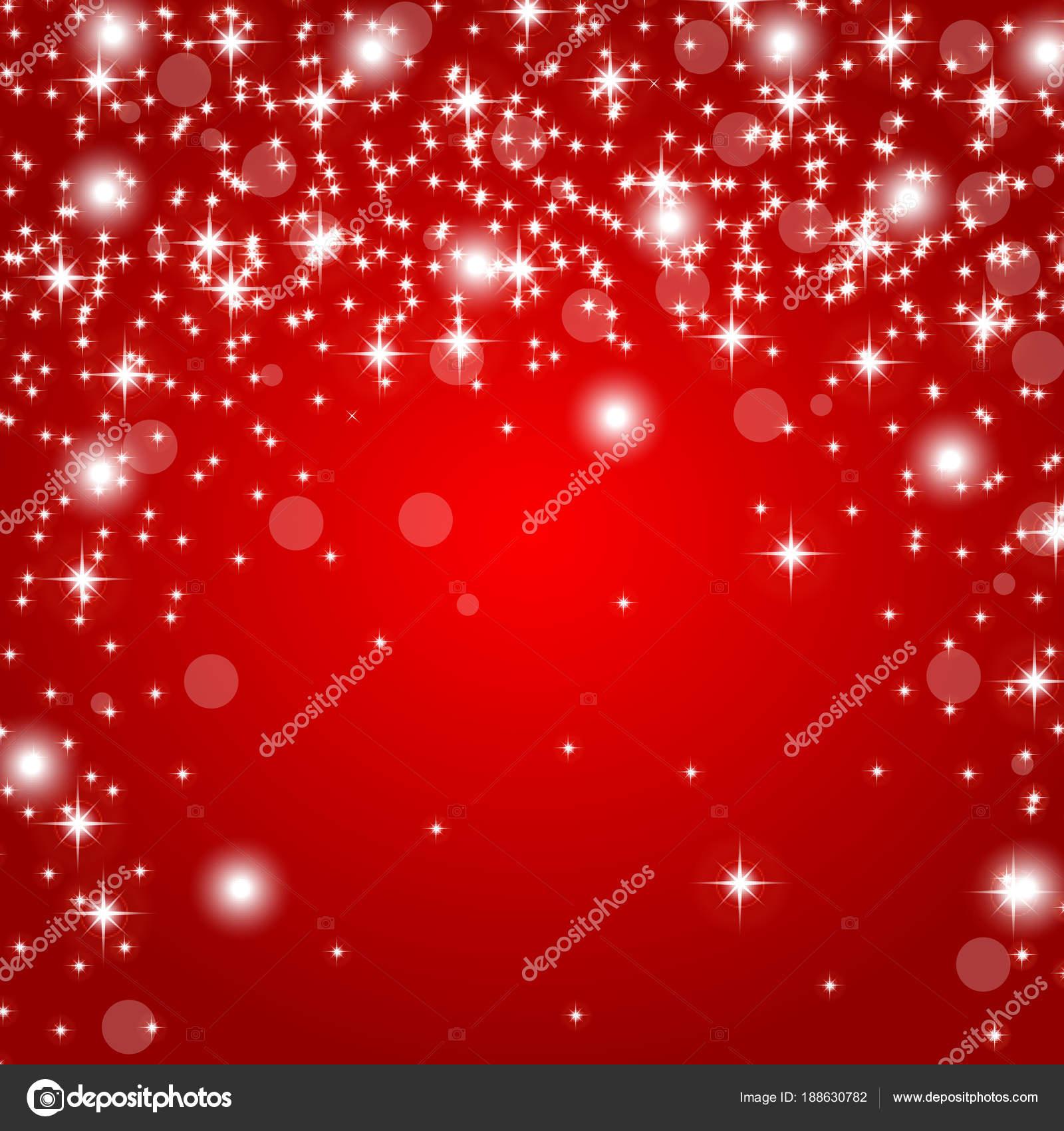 Sfondo Rosso Brillantinato Sfondo Rosso Con Glitter Vettoriali