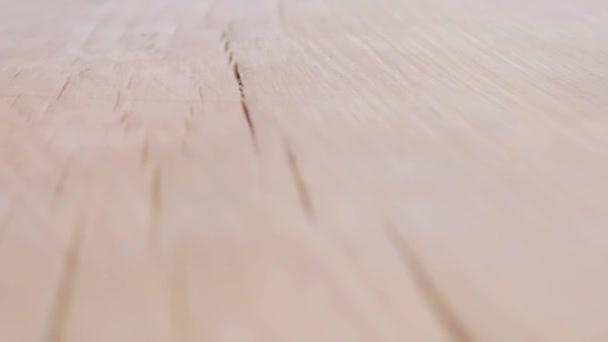 Posunutí záběr dřevěný povrch \ texturu
