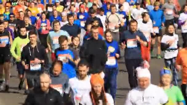 Nova poshta Kyiv half marathon in Kyiv