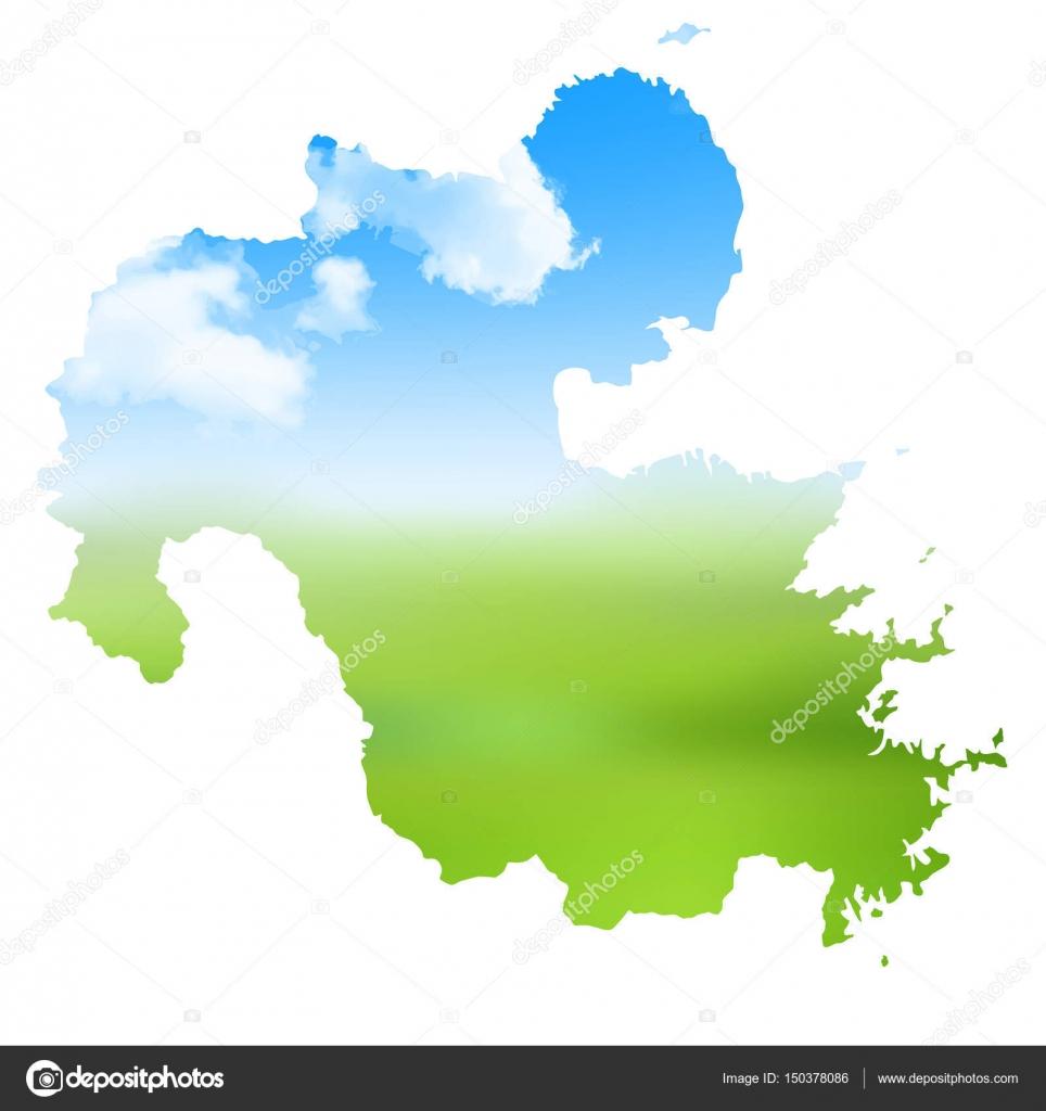 Oita Map landscape icon Stock Vector JBOY24 150378086