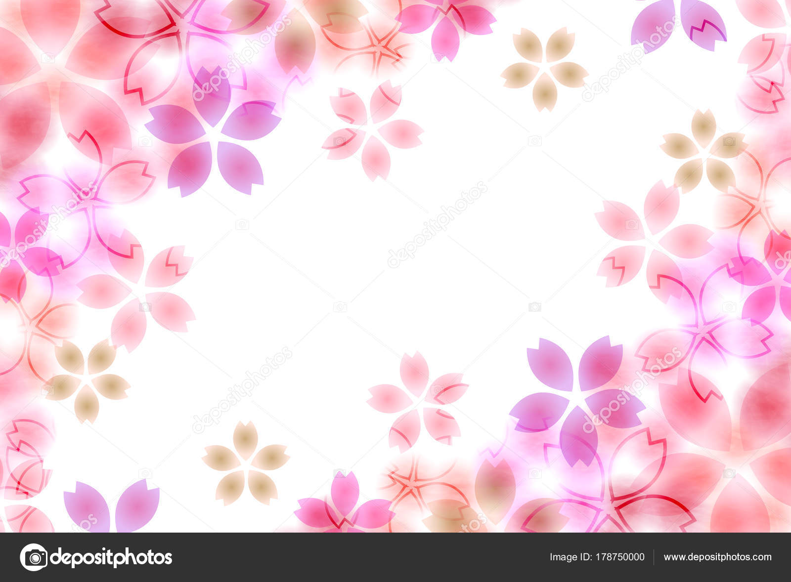 Fondo Primavera: Fondo Flores Primavera Flores Cerezo