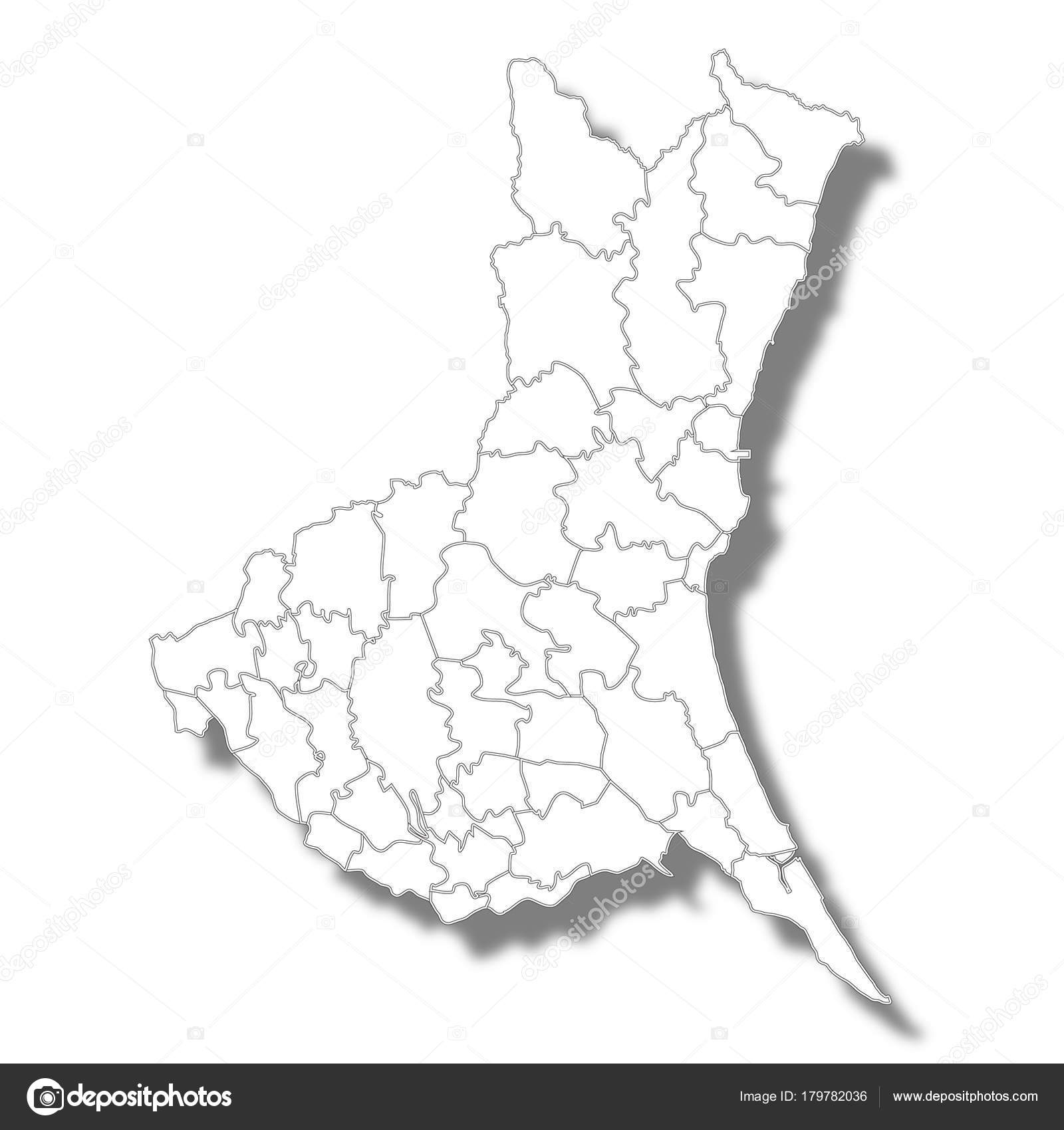 Ibaraki Japan Map.Ibaraki Prefecture Japan Map White Icon Stock Vector C Jboy24