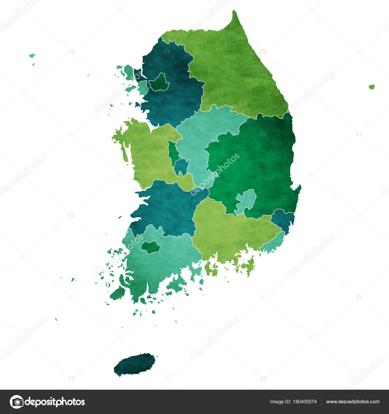 Korea world map country icon stock vector jboy24 180405574 korea world map country icon stock vector gumiabroncs Images