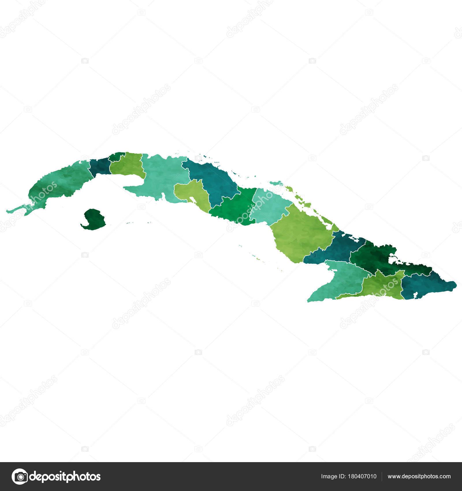 Cuba World Map Country Icon Stock Vector C Jboy24 180407010